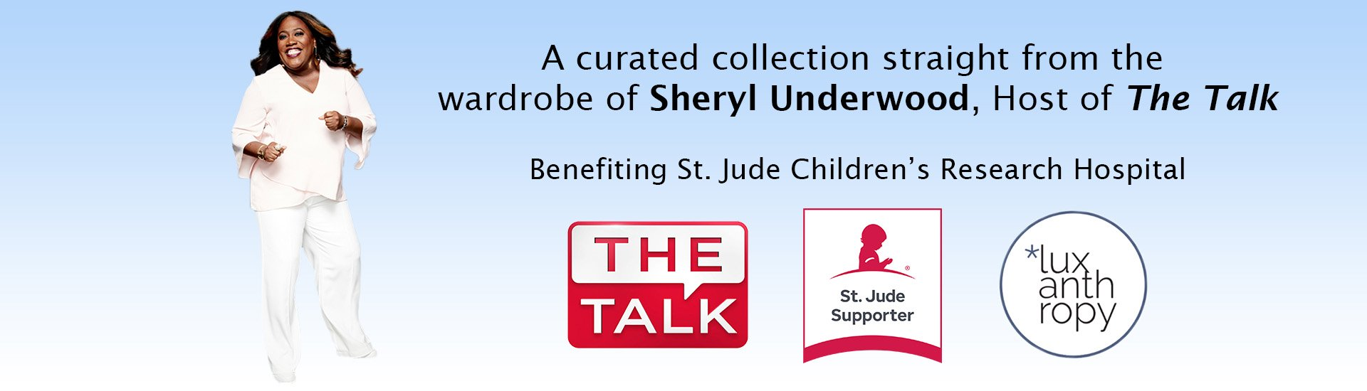 Sheryl Underwood The Talk Collection