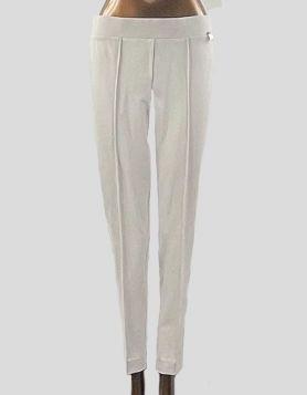 Anne Klein high-rise leggings in light grey. Size 6 US