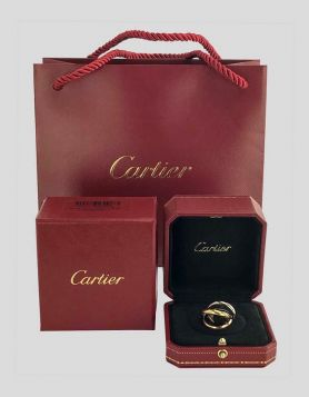 Cartier Trinity Rolling Ring Medium Model