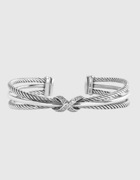 David Yurman X Crossover Cuff