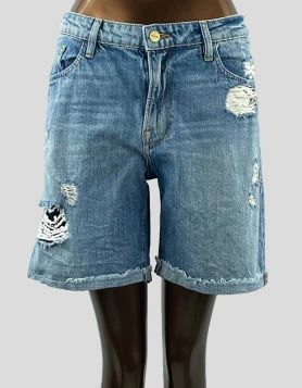 Frame Le Grand Garcon Shorts - Size 30 US