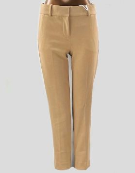 J. Crew 365 Full-length Cameron pant in four-season stretch. Flat front pants with front slit design pockets and rear design pockets. Size 2 US