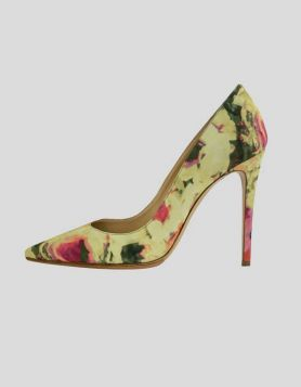 M. Gemi Flower Heels - 38.5 IT | 8.5 US