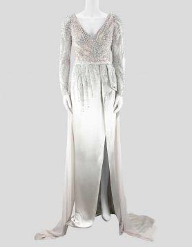 Mark Zunino Wedding Gown - 4 US