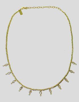 Melinda Maria Morgan Collar Necklace