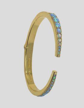 Melinda Maria Claw Cuff Bracelet Opal