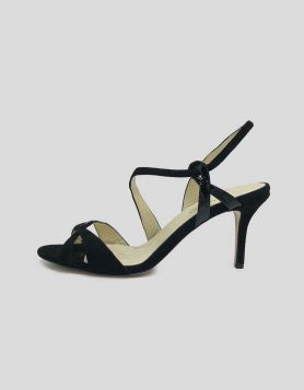 Sarah Flint Slingback Sandals - 40 IT | 10 US