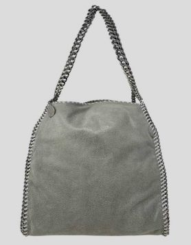 Authentic Stella McCartney Large Falabella grey tote