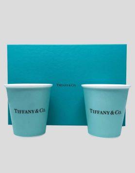 Tiffany & Co. China Cup Set