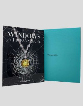 'Windows at Tiffany & Co.' Memoire Gift Book