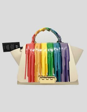 ZAC Zac Posen Rainbow Love Bag