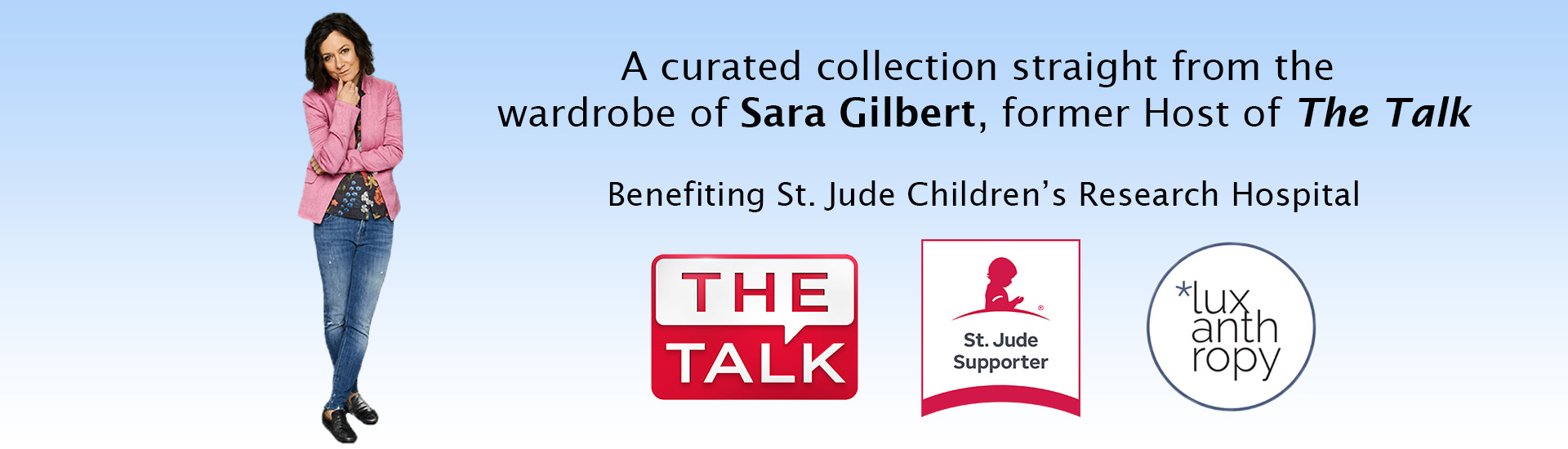 Sara Gilbert The Talk Collection