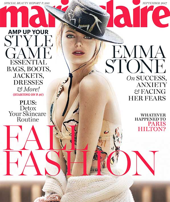 marie Claire Sept 17
